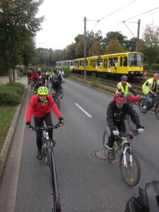 Hautroute in Dortmund
